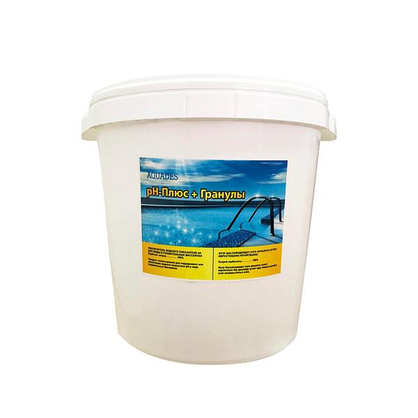 PН - плюс(гранулы) - 30 кг для бассейна